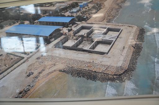 سرمايهگذاري 150 ميليارد توماني در تاسيس آبشيرينكن بوشهر