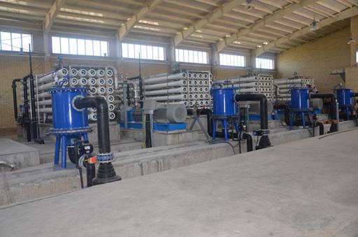 120 ميليارد ريال براي يارانه فروش آب شيرينكن بوشهر تخصيص يافت