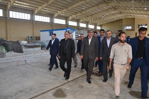 آب شيرينكن بوشهر 20 درصد به توليد آب بوشهر ميافزايد